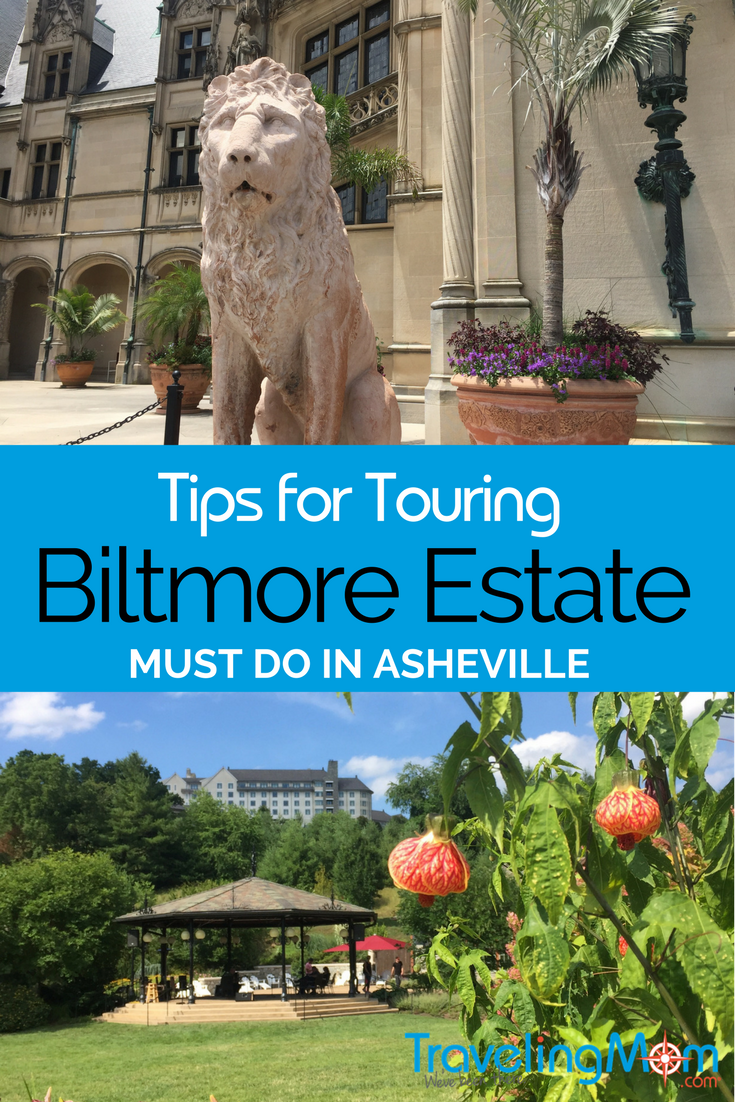 Here are 6 tips for doing Biltmore Estate - from the historic house to the winery and Antler Hill Village.