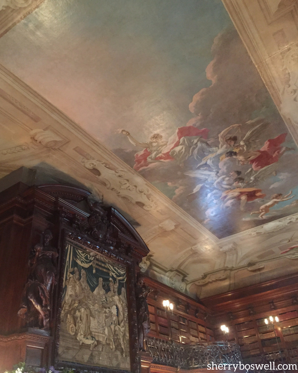 6 Tips for Doing Biltmore Estate library