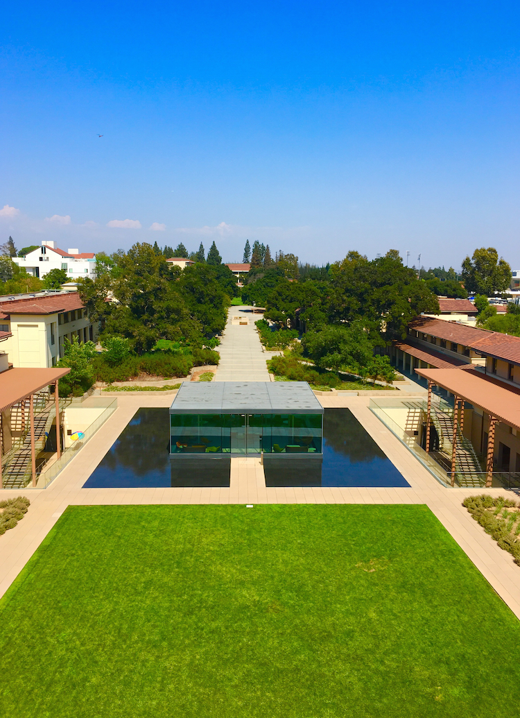 Visit Claremont-McKenna College while touring colleges in California with kids.