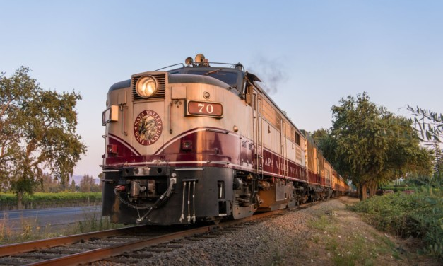 7 Reasons To Do the Napa Wine Train with Family