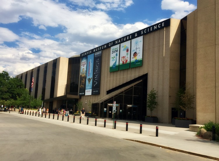 Looking for Colorado family fun vacation ideas in Denver? Here's why we love the Denver Museum of Nature and Science, and recommend it for all ages.