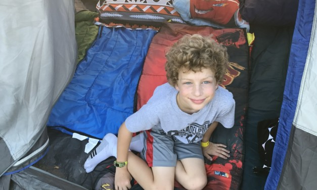Camp Out & 'Dig' In – Experience the Diggerland USA Camp Out with Your Kids