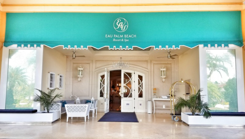 Eau Palm Beach Resort and Spa Review with Kids