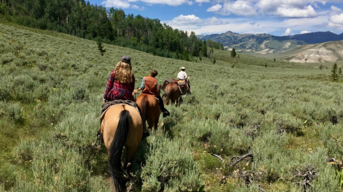 Top 6 Dude Ranches For All Ages