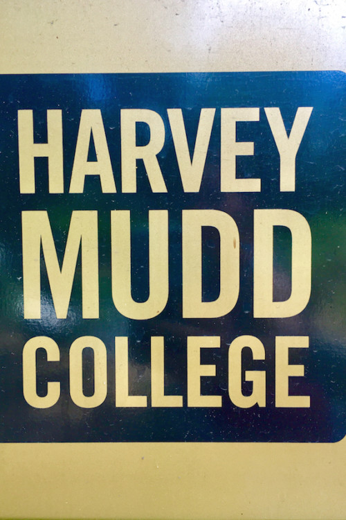 Visit Harvey Mudd College while touring colleges in California with kids.
