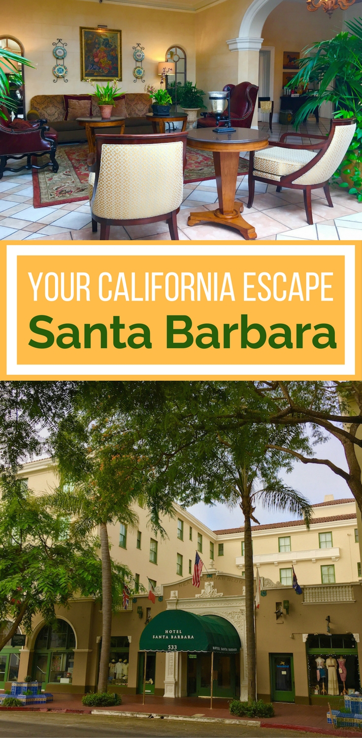 Escape the chaos of your life and retreat to Santa Barbara, California, for a getaway. Hop an Amtrak train and arrive a few hours later to explore Santa Barbara via trolley, bike or on foot. Got a list of 11 Must-dos along with a hotel recommendation.