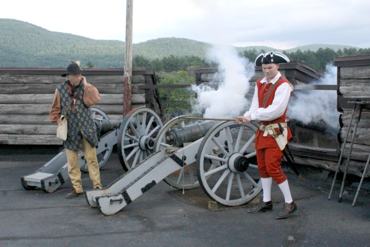 Touring Fort William Henry should be on your itinerary of things to do when you visit Lake George, NY.