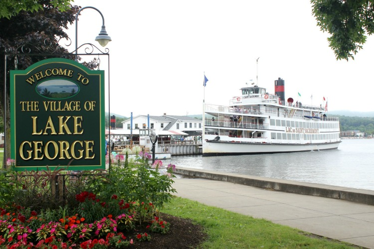There are plenty of things to do when you visit Lake George, NY