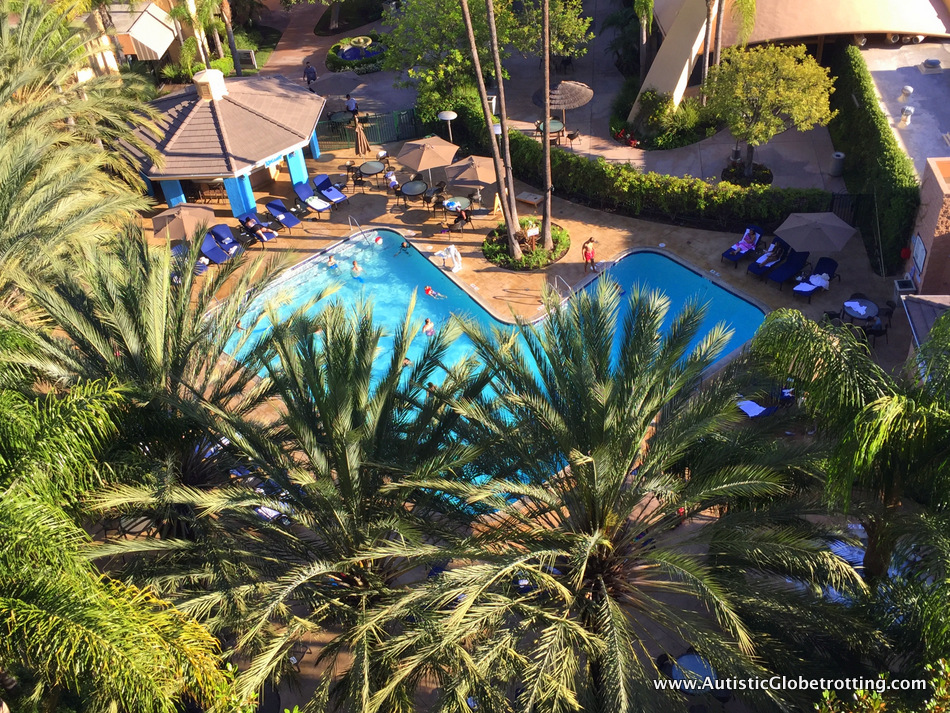 Last month, the Sheraton Park Hotel at the Anaheim Resort introduced their MAX program, geared towards helping families who travel with autism.