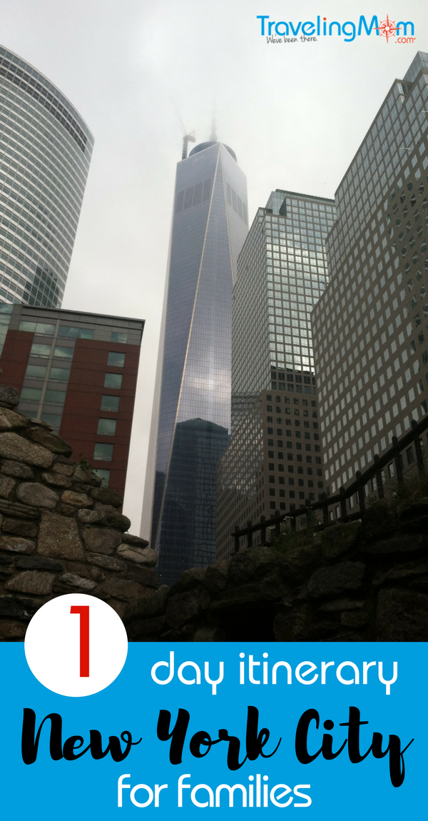 How much can you cram into just 1 day in NYC? A LOT!!