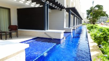 All-inclusive Royalton Negril swim-up pool suite