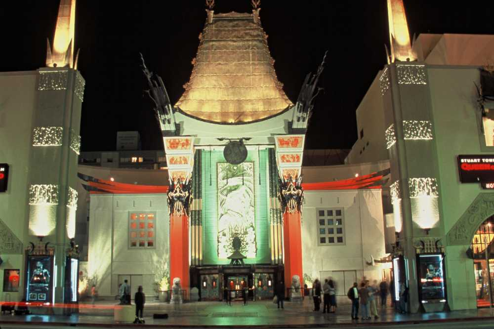 The historic TCL Theatre is among places to visit when you explore L.A. in one day
