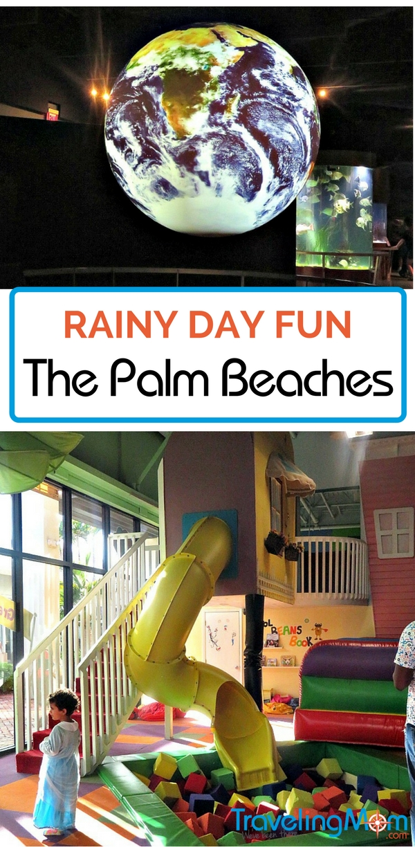 Raining on your family vacation to The Palm Beaches? Not a problem with these great suggestions for rainy day fun in The Palm Beaches. From museums to restaurants there are great options for rainy day fun in The Palm Beaches to still have a great vacation even when it pours.