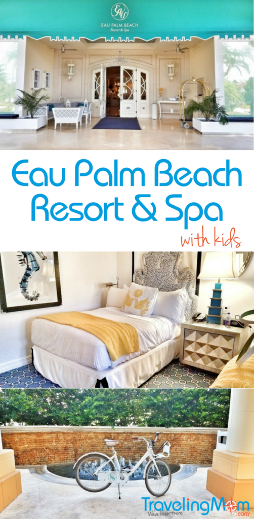 What to do at the Eau Palm Beach Resort and Spa in the Palm Beaches, Florida.