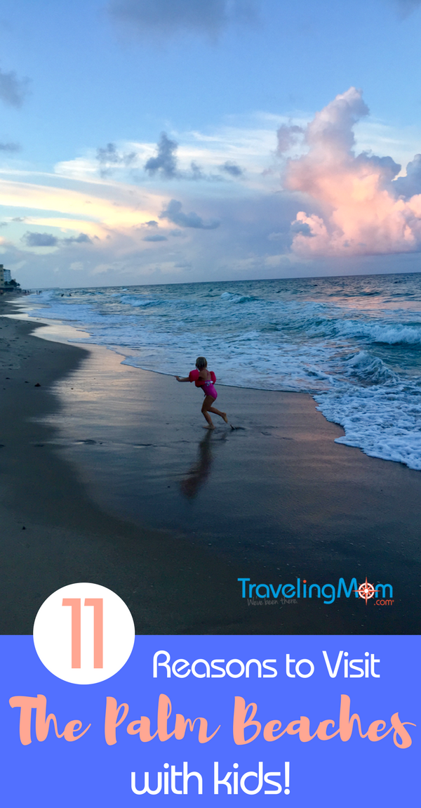 11 reasons to visit The Palm Beaches with Kids