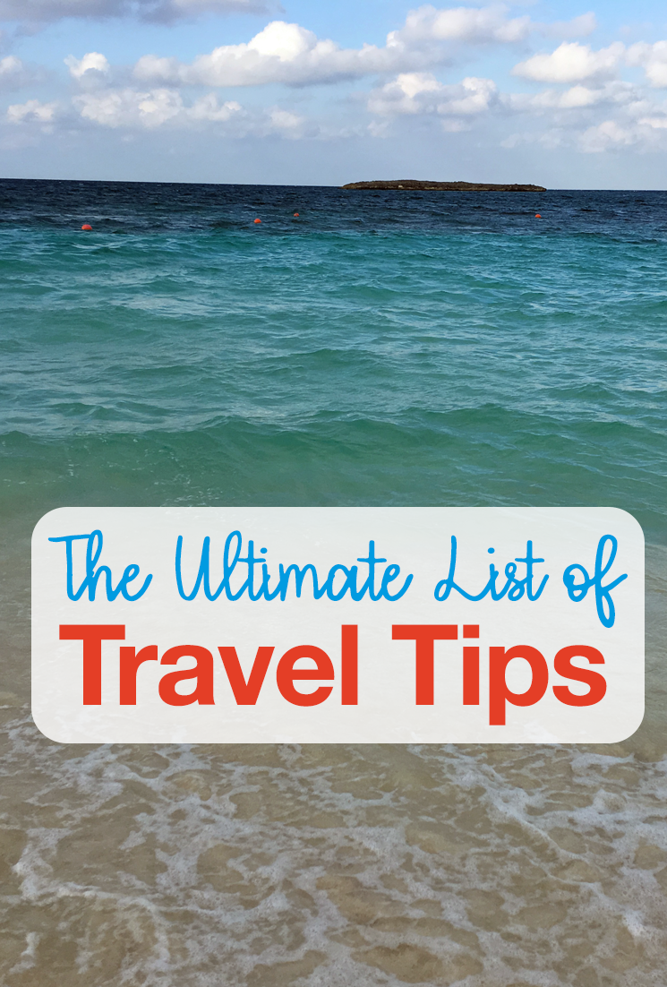 TravelingMoms and fans know how to travel. Check out our ultimate list of travel tips of family vacations including: Road Trip Tips, Budget Travel Tips, Vacation Planning Tips, International Travel Tips, Vacation Dining Tips, and more.