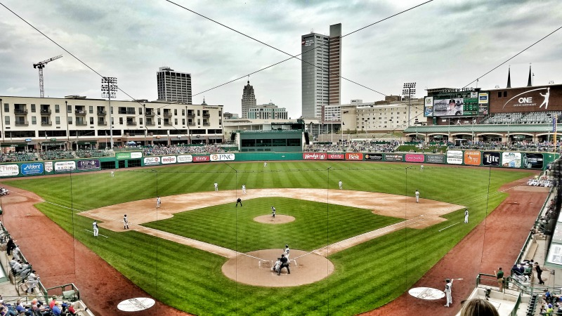 Fort Wayne Tin Caps Game - What to do in Fort Wayne Indiana with Kids