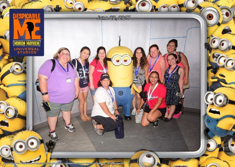 Make sure you ride the Despicable Me Minion Mayhem ride for an amazing Universal Studios Florida experience.
