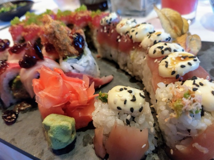 Best sushi in Tremblant -- 1 of 9 Best Things to do in Mont-Tremblant this Summer