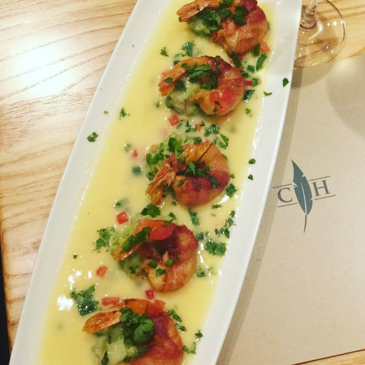 The Drunken Mexican Shrimp from Cooper's Hawk Winery & Restaurant is one of the best things I've eaten in 2017!