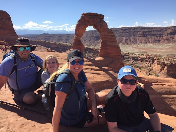 Adventures by Disney 2018 tours include beautiful western U.S. destinations like Utah.