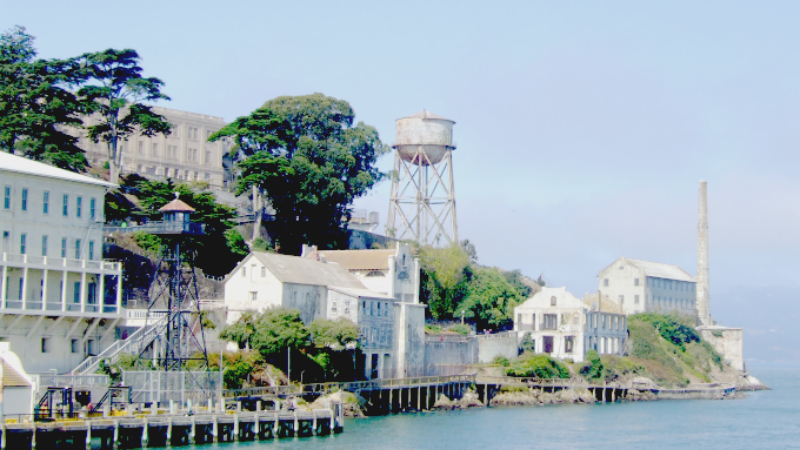 Taking kids to Alcatraz