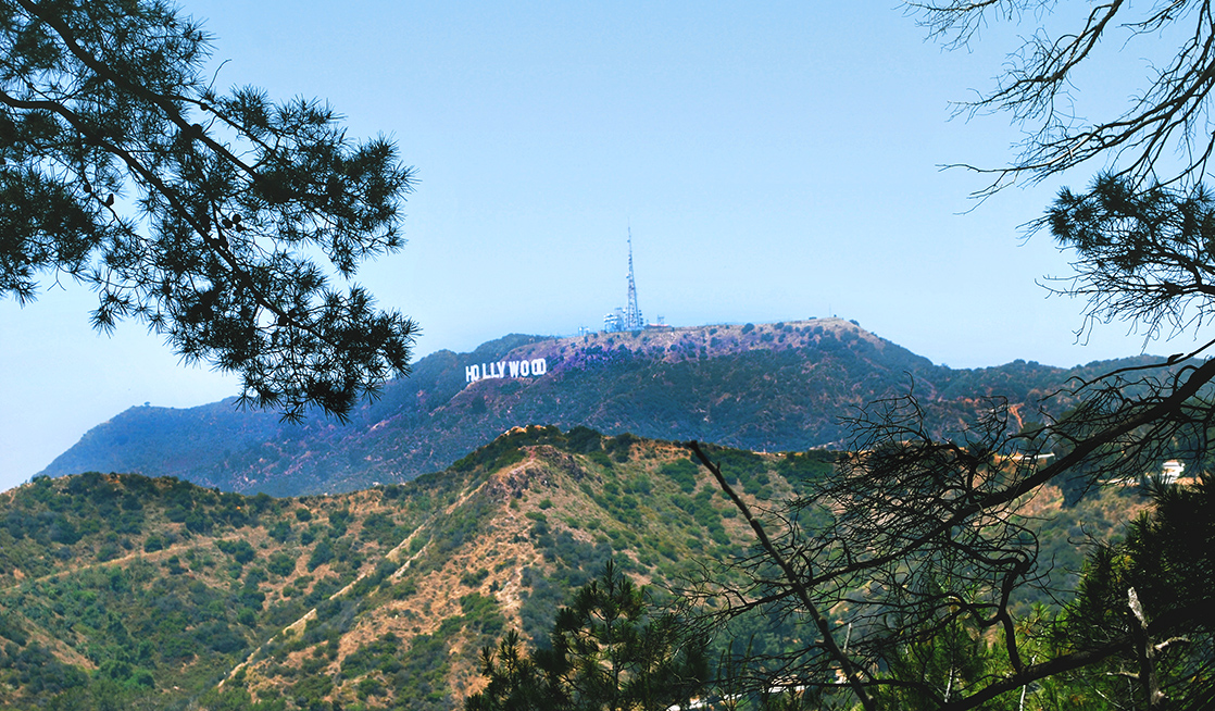 To explore L.A .in a day focus on Hollywood and Santa Monica