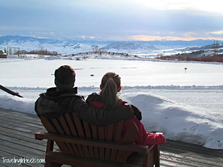Go west for your next family winter vacation! Here are the best dude ranches for teens and families of all ages.