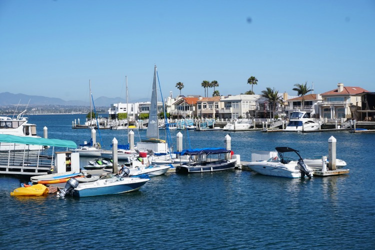 Water activities are also one of the reasons to stay at Loews Coronado Bay Resort near San Diego, California.