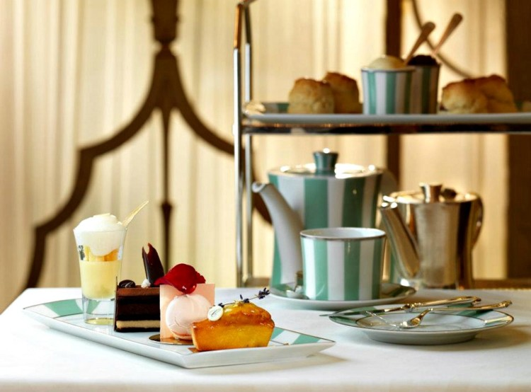 should having afternoon tea be included in a 3 day london itinerary for families