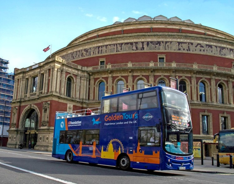 should i do a hop on hop off bus tour as part of a 3 day london itinerary for families