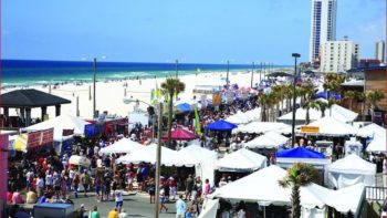 Visit Coastal Alabama in the Fall and experience the National Shrimp Festival Gulf Shores