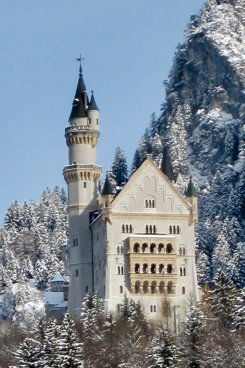 2018 Adventures by Disney destinations include Germany and Neuschwanstein Castle.