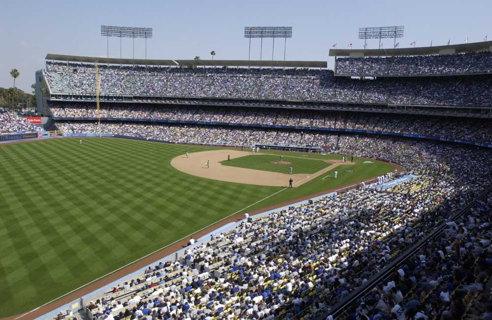 Take in a Dodger game while in L.A. in two days