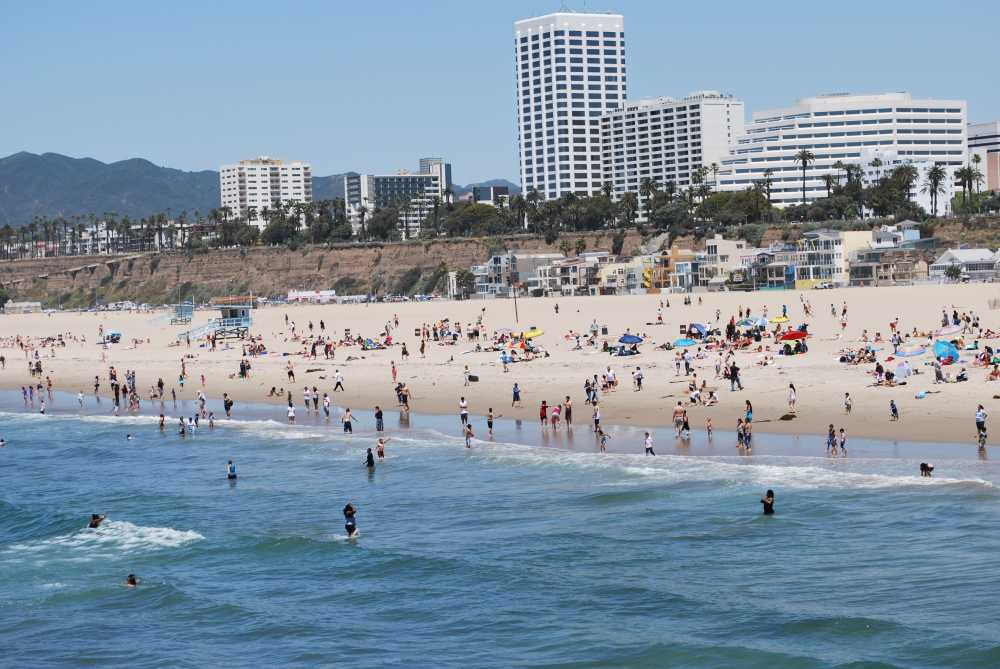 Before getting in the water make sure you know which are L.A.'s top cleanest family beaches