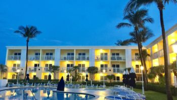 Lodging that's perfect for toddlers in Palm Beaches, FL.