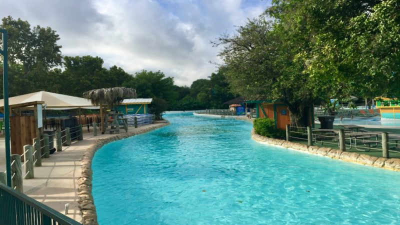 The Schlitterbahn experience in New Braunfels involves hair-raising water rides, slides, and lazy rivers.