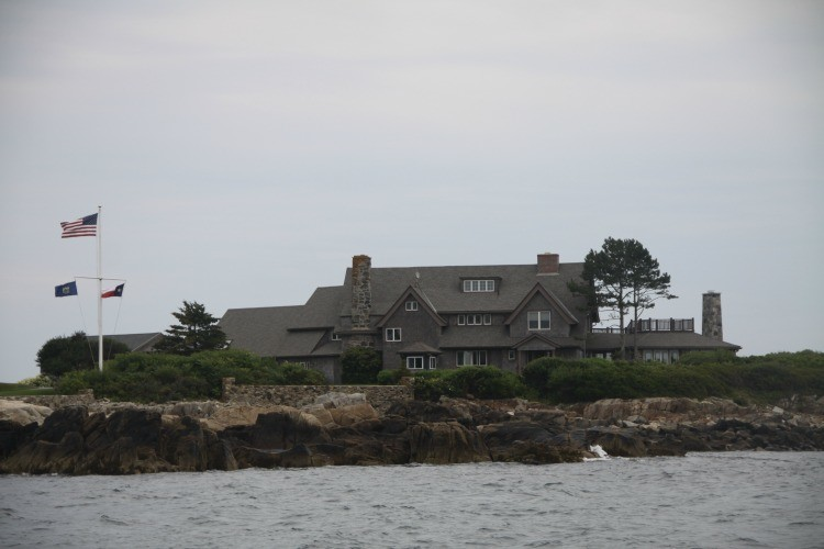 Channel some presidential history and see the Bush Compound during a family trip to Southern Maine.
