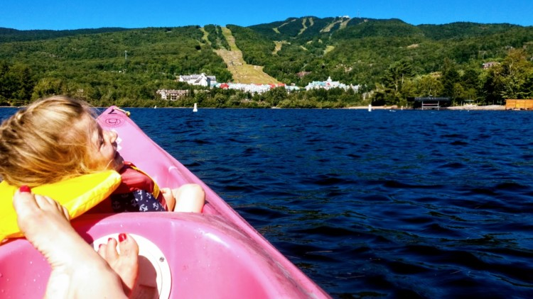 Tremblant's Beach & Tennis Club, 1 of 9 Best Things to do in Mont-Tremblant this Summer