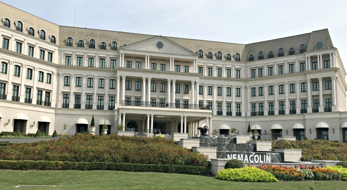The Chateau at Nemacolin Woodlands Resort.