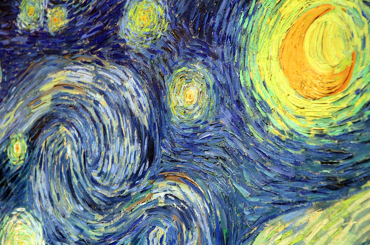 See this Van Gogh at the Museum of Modern Art on a 2 day itinerary of NYC.