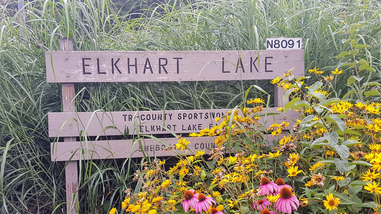 Elkhart Lake is a small one-stop light town in southeastern Wisconsin that boasts all the amenities of cities 10 times it's size.