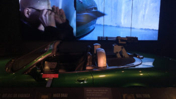 Family Travel - Spy Museum in Washington