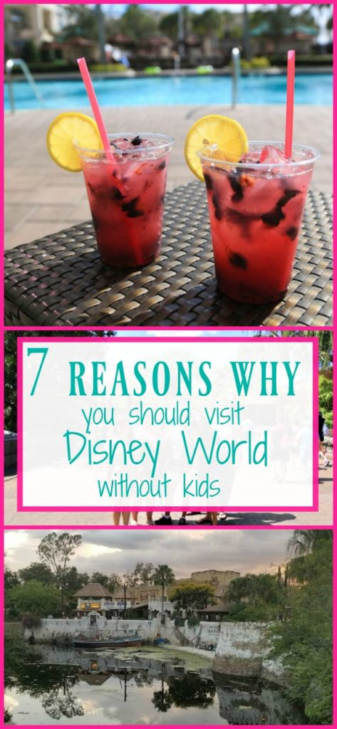 Yes, Disney World is a great family holiday but here are some reasons to do Disney World without kids