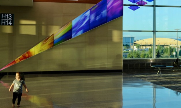 Five Airport Art Galleries Worth the Layover