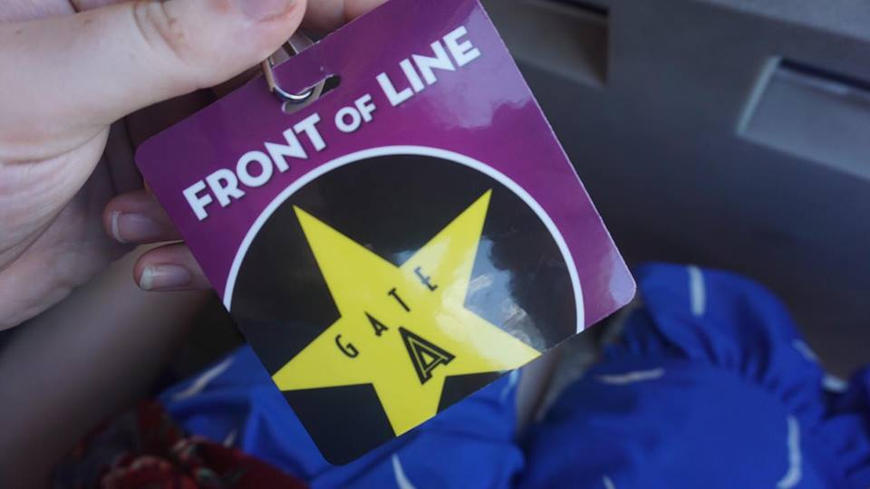 The first of our 7 family-tested reasons to visit Universal Studios Hollywood is to buy Front of Line passes