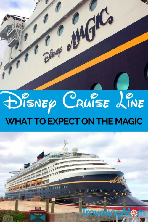 Why Disneys Smallest Oldest Ship Is Also Its Best TravelingMom - Disney magic cruise ship pictures