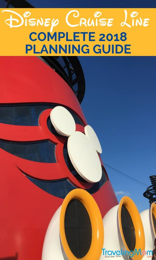 Considering a Disney Cruise Line vacation in 2018? Tips for sailings on the Dream, Wonder, Magic, and Fantasy, with all the new ports of call as well as Castaway Cay in the Bahamas.