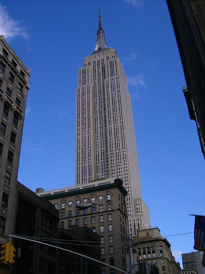 See the Empire State Building on 2 days in NYC.