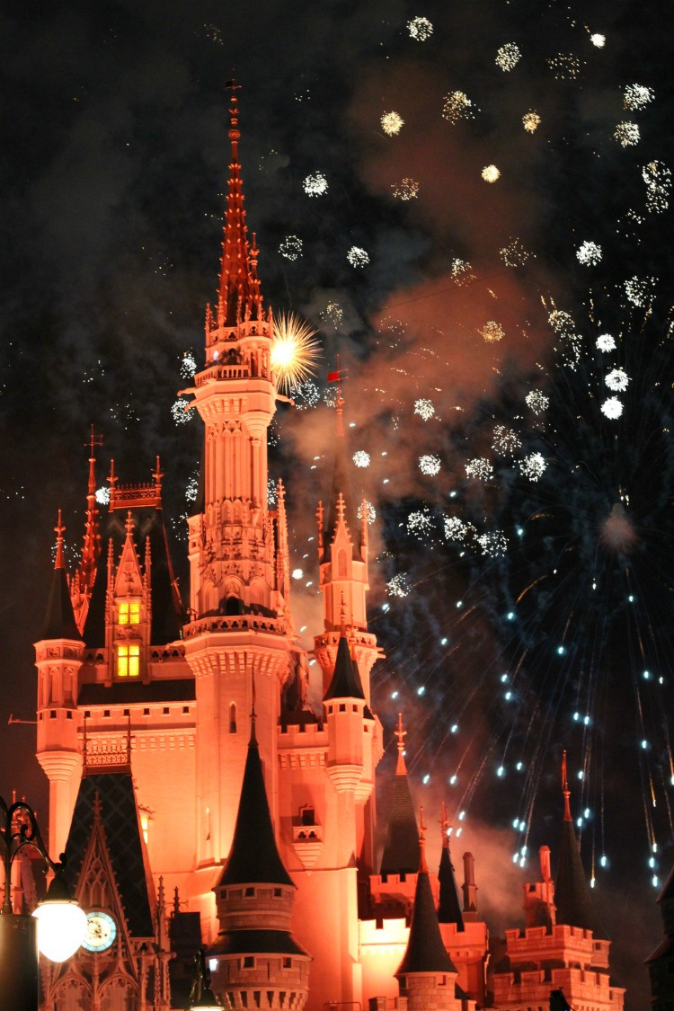Best reasons to visit Mickey's Not So Scary Halloween Party include a spectacular fireworks show.